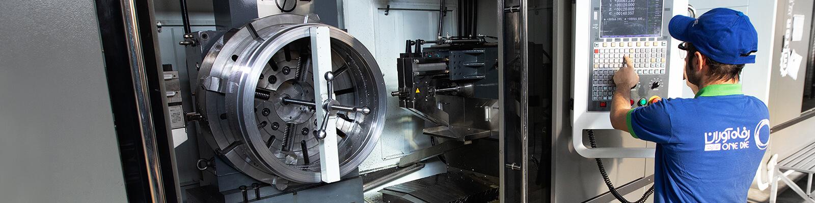 وحدة التقنية والإنتاج